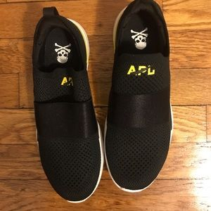 Soul Cycle x APL sneakers